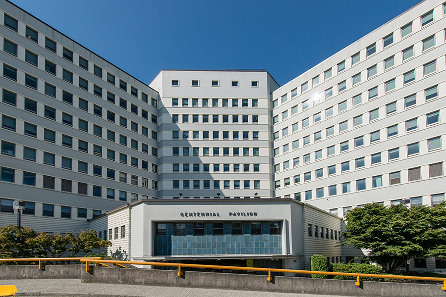 VGH – Central Pavilion