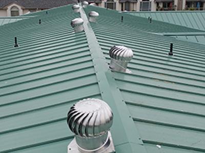 Metal Roof Installations Toronto