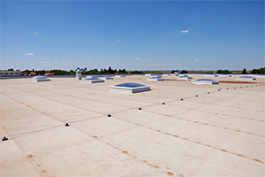 protect roof membrane