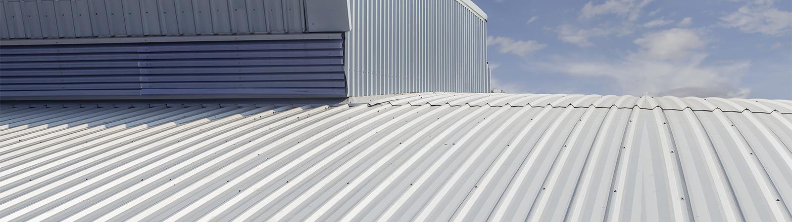 Grey Metal Roof